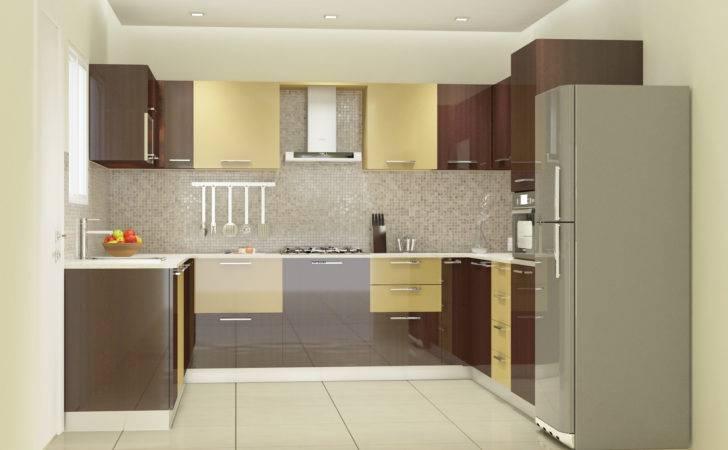 Modular Kitchen Designs Ways Glossy Homelane