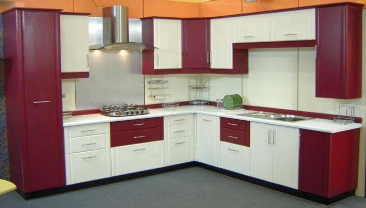 Modular Kitchen Ideas Small