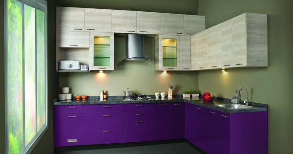 Modular Kitchen Kitchens Pinterest