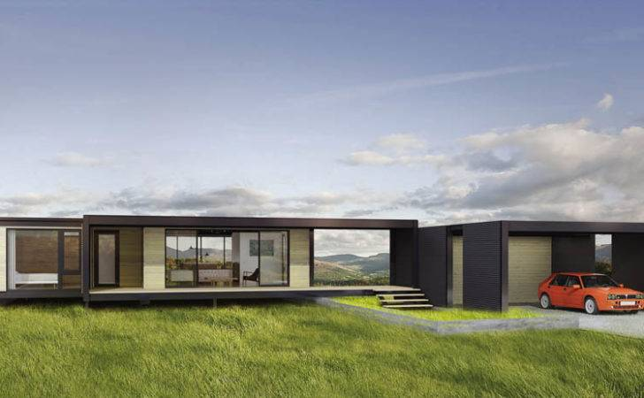 Modular Modern Green Homes Home