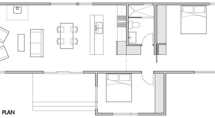Modular Modern House Prefab Home