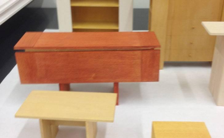 Modular Nesting Furniture System Activating Vignelli Archive