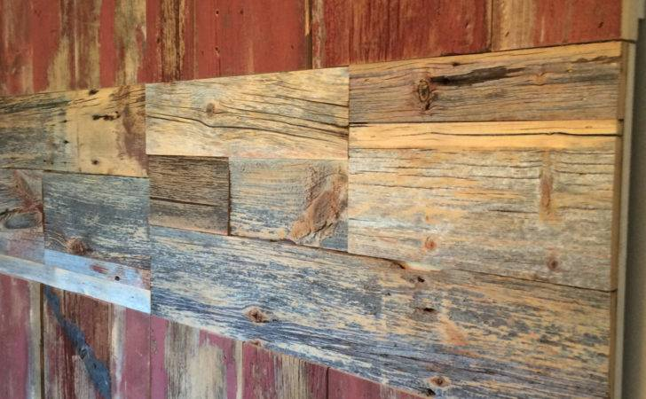 Modular Reclaimed Barn Wood Wall Panels Prairiewoodworking