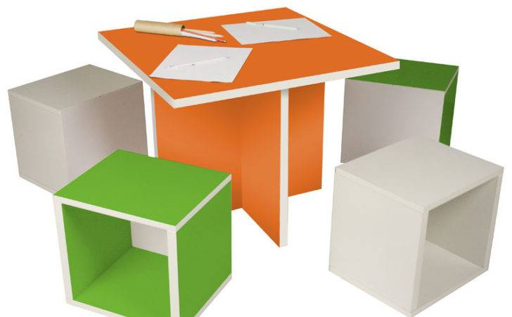 Modular Table Set Getting Face Lift