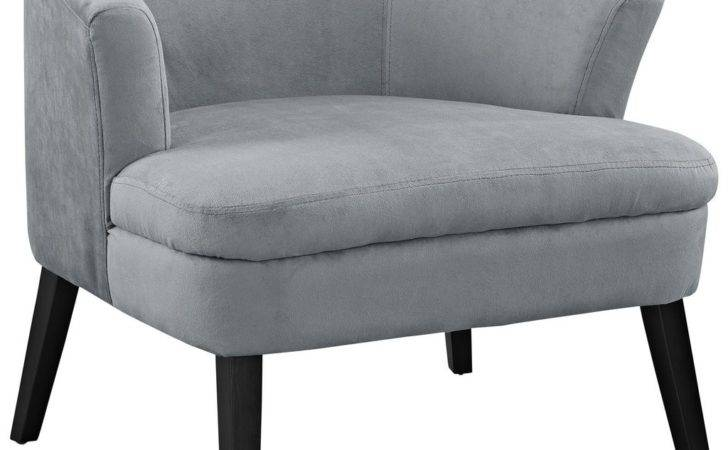 Modway Furniture Bounce Wood Armchair Gray