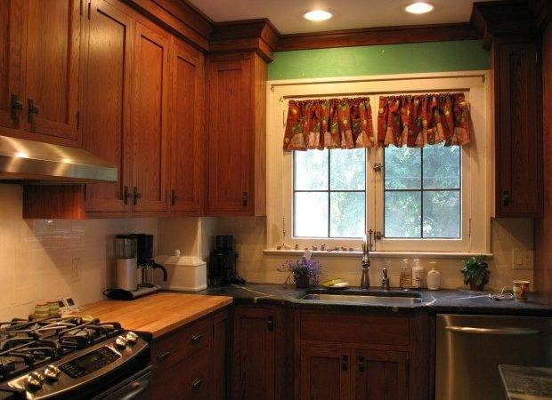 Molding Have Craftsman Shaker Style Cabinets
