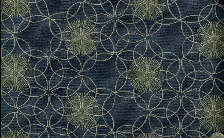 Momentum Proximity Blue Print Contemporary Geometric