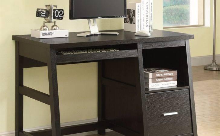 Monarch Specialties Computer Desk Storage
