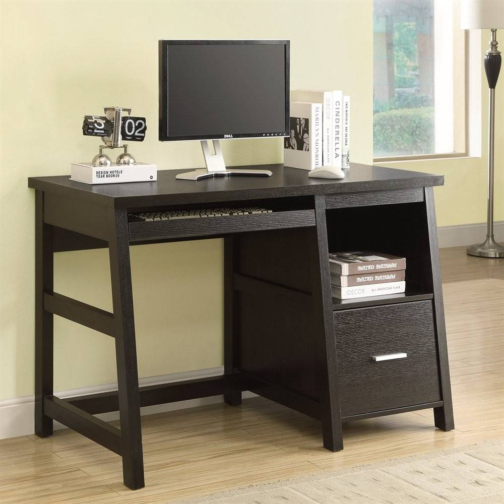 Monarch Specialties Computer Desk Storage