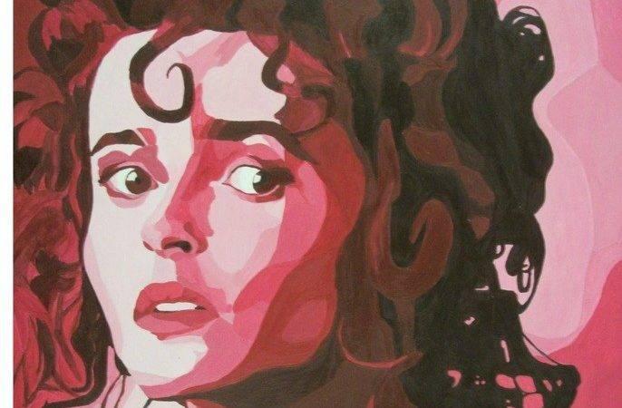 Monochromatic Painting Jessica Hoffman Portfolio
