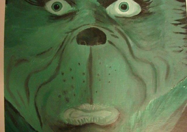 Monochromatic Painting Paint Pinterest