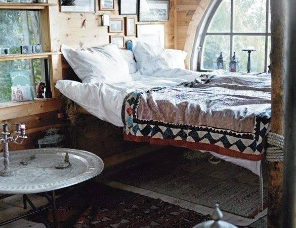 Moon Indie Bedroom Inspiration
