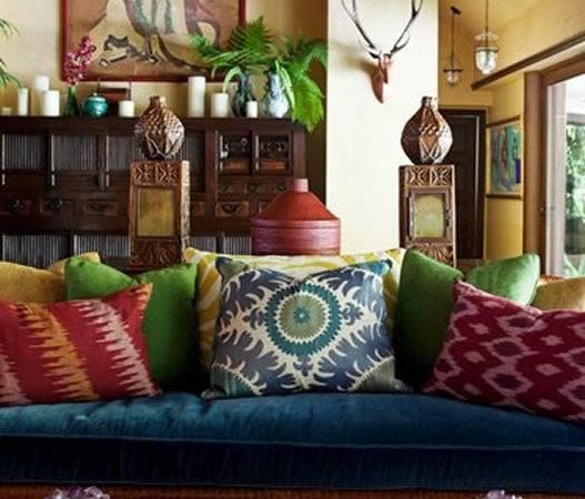 Moon Luxury Bohemian Interiors Martyn Lawrence