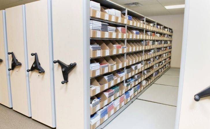 More Information Post Shelving Systems