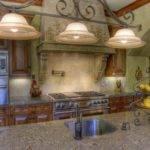 More Like Mediterranean Kitchen Kitchens Light Fixture