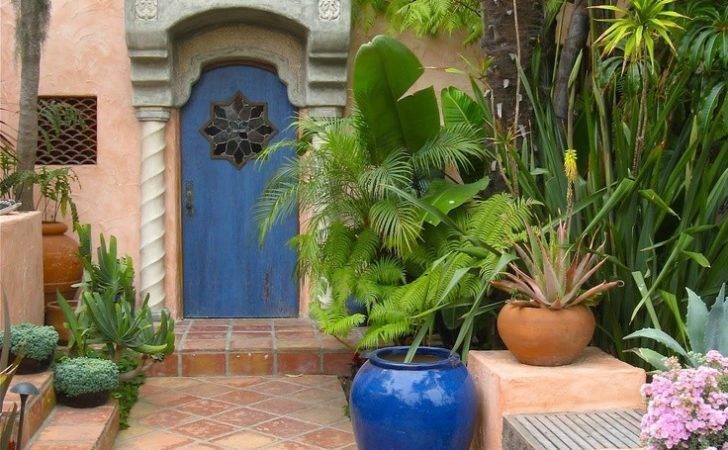 More Like Moroccan Garden Gardens Tour