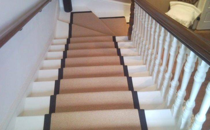 More Like Stair Runners White Stairs