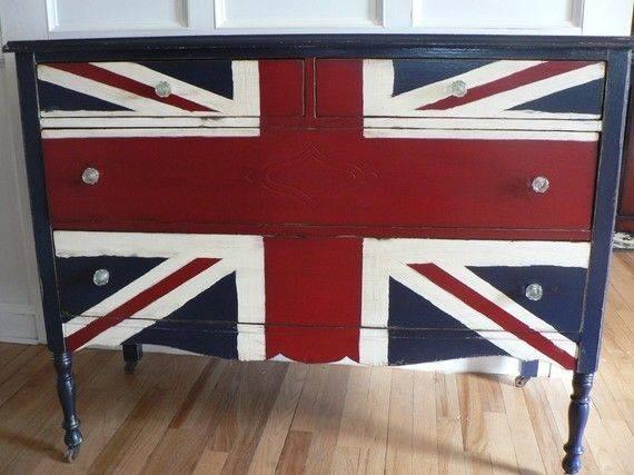 More Like Union Jack Dresser Dressers