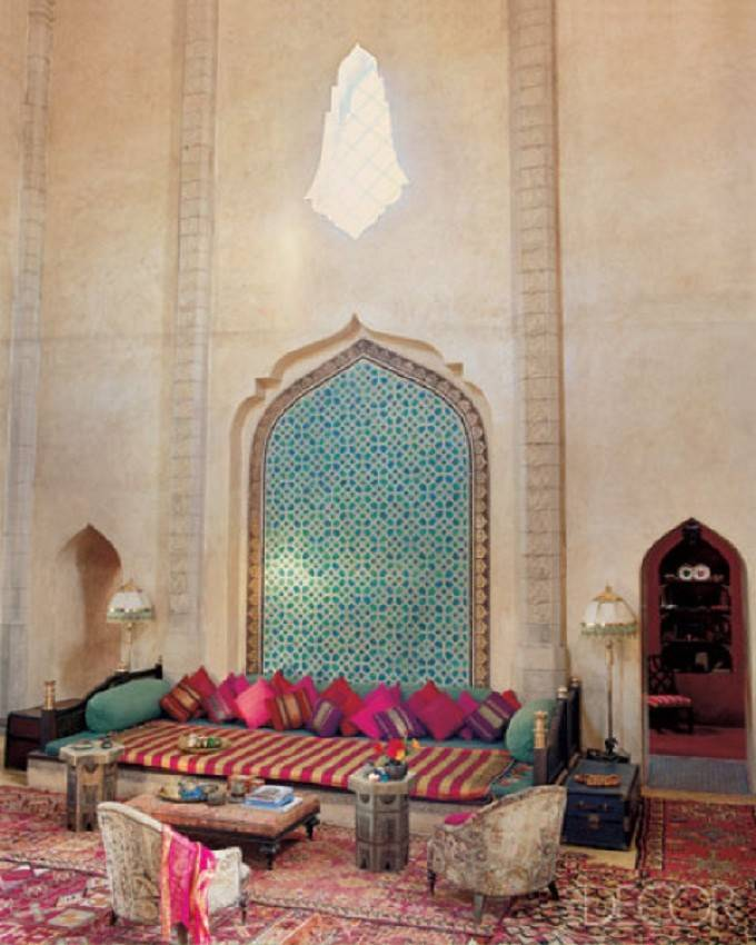 Moroccan Cor Style Younger Sister House Decor