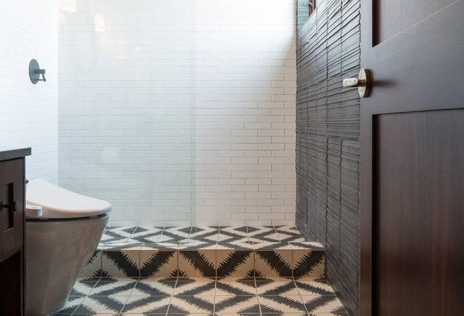 Moroccan Floor Tiles Bathroom Contemporary Ann Sacks Tile
