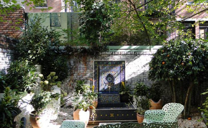 Moroccan Garden Cdl