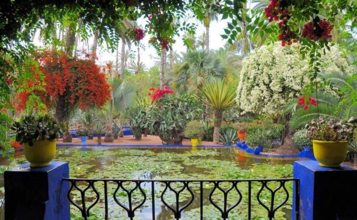 Moroccan Garden Design Photos Here Piece