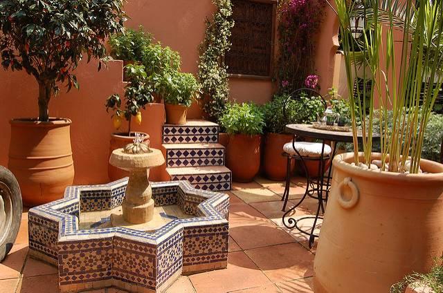 Moroccan Garden Flickr Sharing