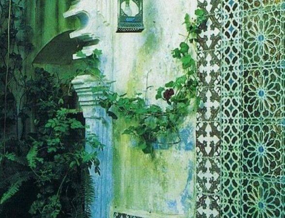 Moroccan Garden Home Pinterest Gardens