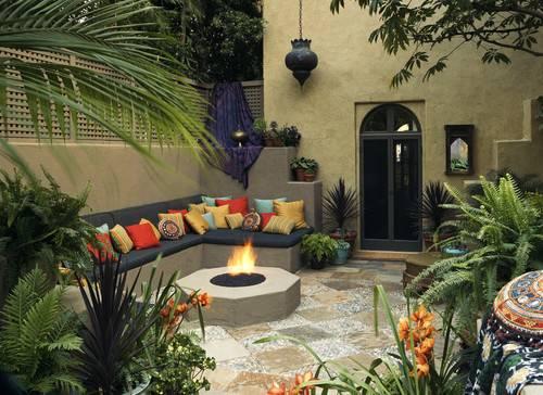 Moroccan Garden Magic Love Your