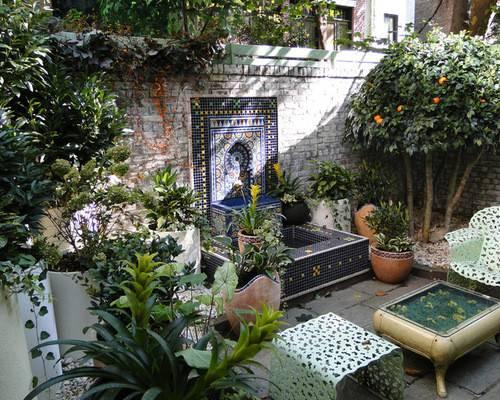 Moroccan Garden Photos