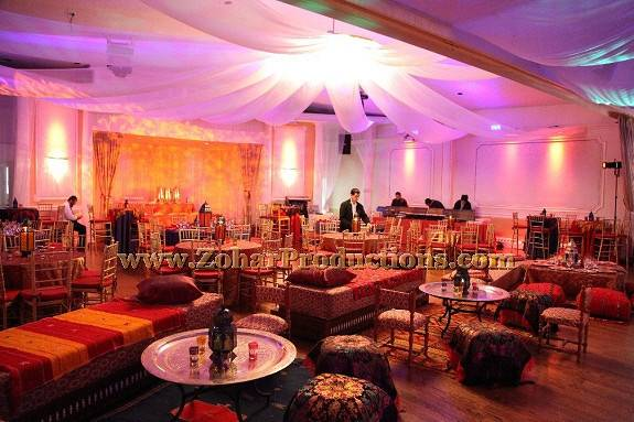 Moroccan Henna Party Zohar Productions Provided