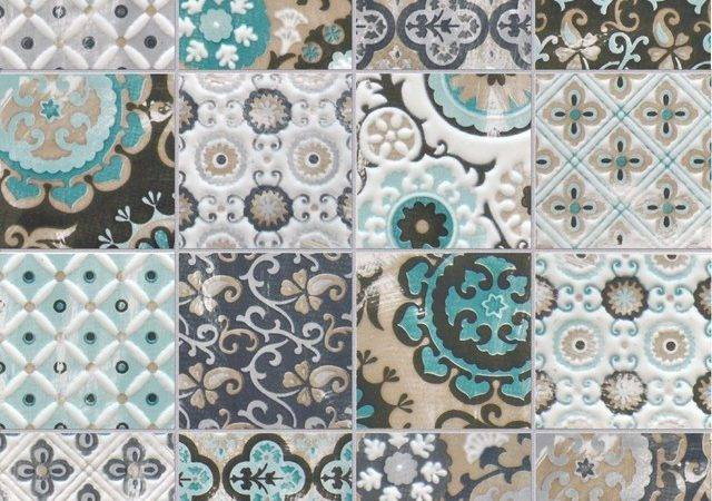 Moroccan Inspired Tiles Modern Melbourne Perini