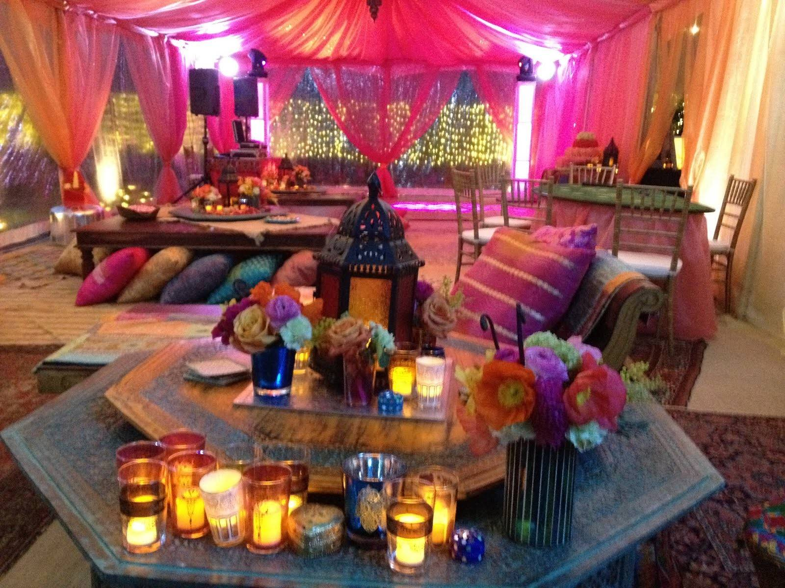 Moroccan Party