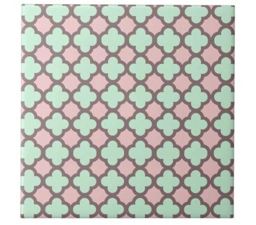 Moroccan Pattern Tiles Decorative Ceramic Tile