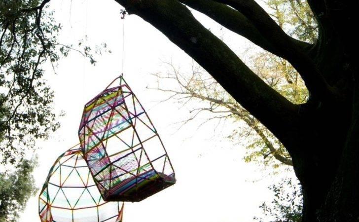 Moroso Garden Chairs Tropicalia Cocoon Con Cuscini