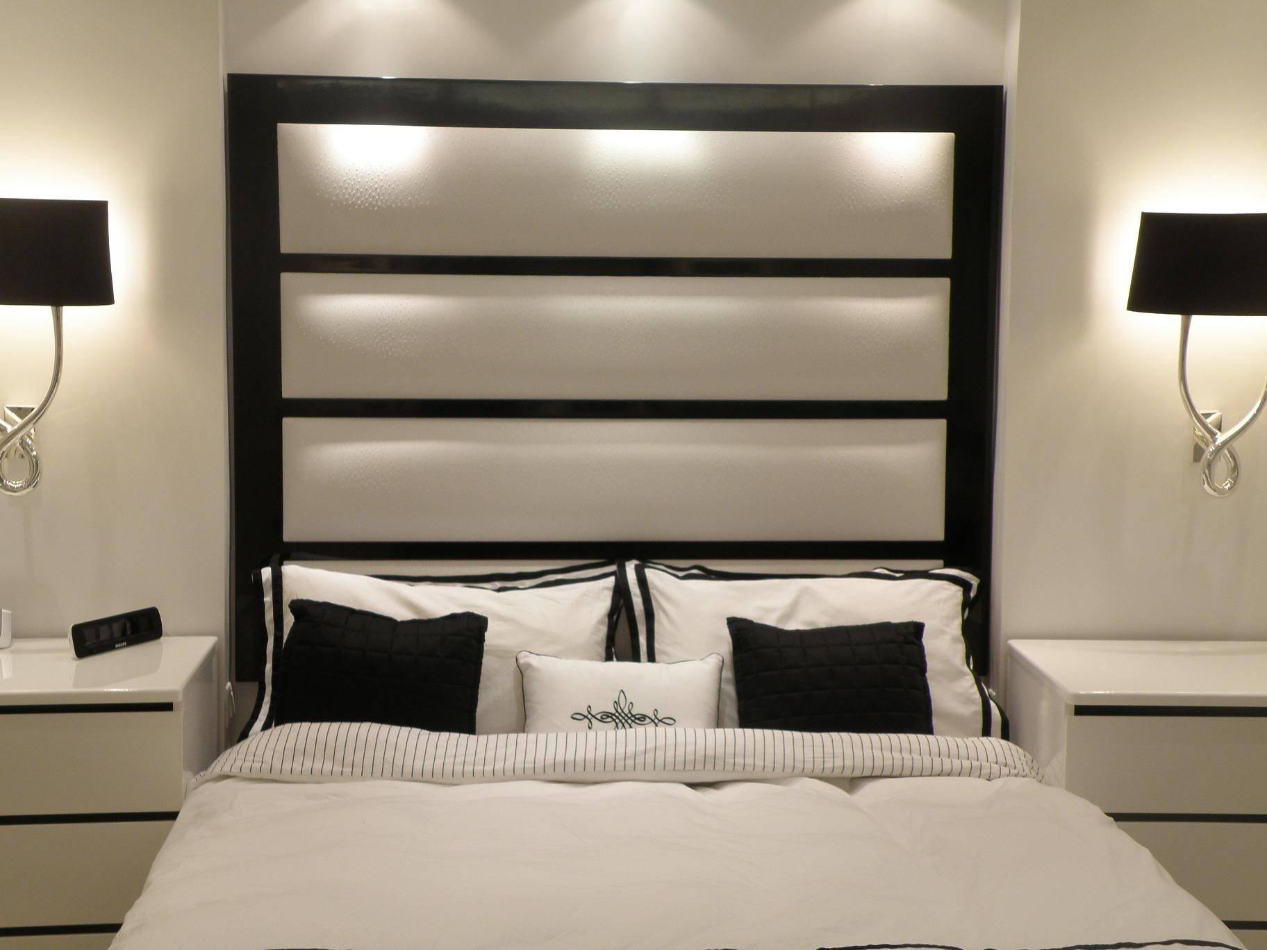 Mortimer Headboard Luxury Furniture Headboards