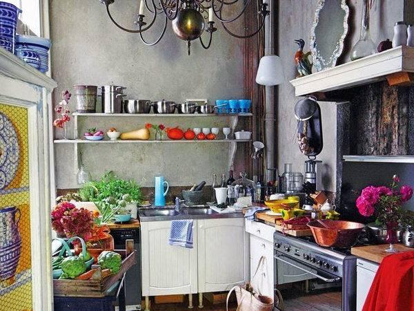 Most Amazing Kitchen Bohemian Vibe Home Design Interior