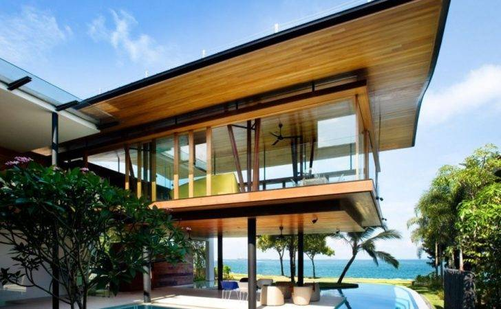 Most Beautiful Houses World Modern Luxury Tropical House