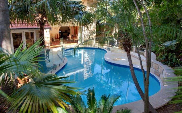 Most Beautiful Tropical Style Swimming Pool Design Orchidlagoon