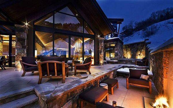 Most Expensive Ski Chalets