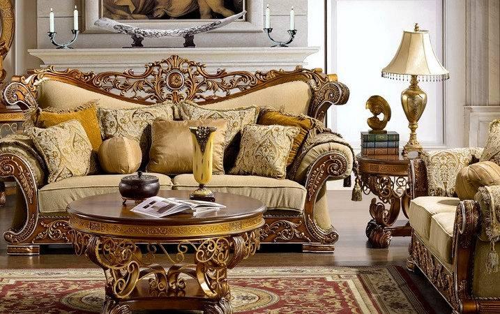 Most Fancy Living Room Sets Euskal Regarding