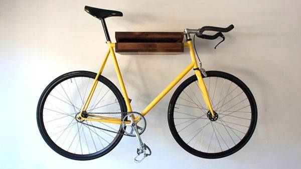 Most Practical Creative Bike Storage Idea Freshome