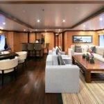 Motor Yacht Interior Amnesia Superyachts News Luxury Yachts