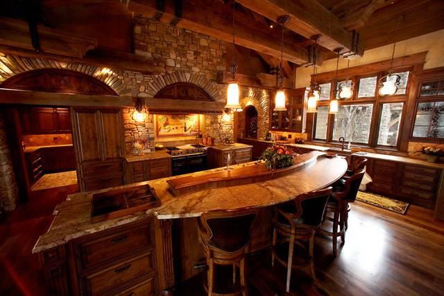 Mountain Home Interiors