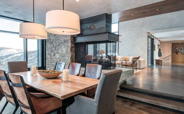 Mountain Home Pearson Design Group Interior Ann Knight Interiors