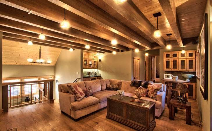 Mountain House Interior Design