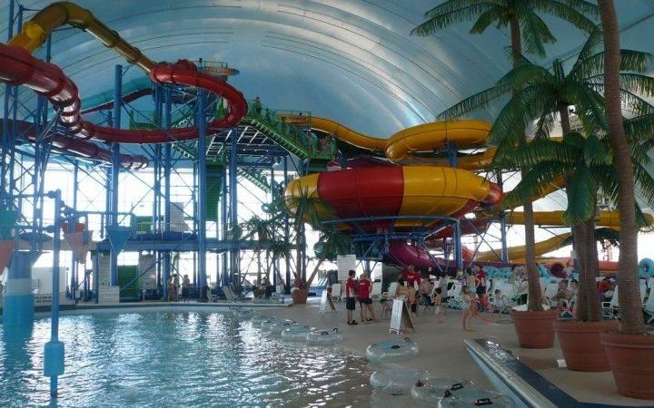 Mountain Indoor Water Park Resort Original