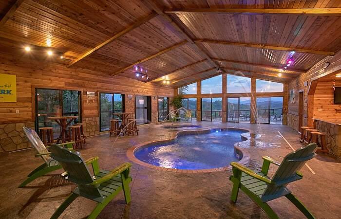 Mountain Mansion Cabin Gatlinburg Elk Springs Resort