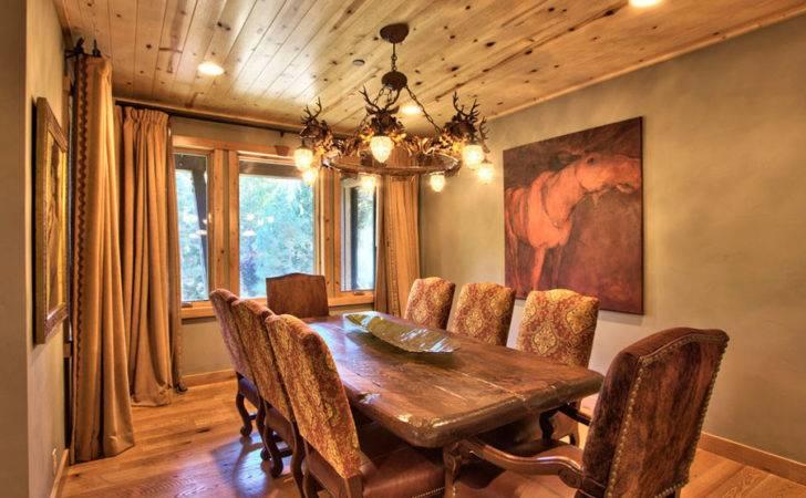 Mountain Style House Interior Inspiration