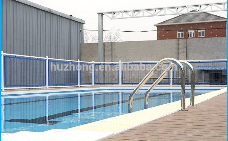 Movable Rectangular Inflatable Pool Supplies